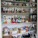 59+ Ideas Kitchen Storage Ideas Pantry Shelves Walk In For 2019