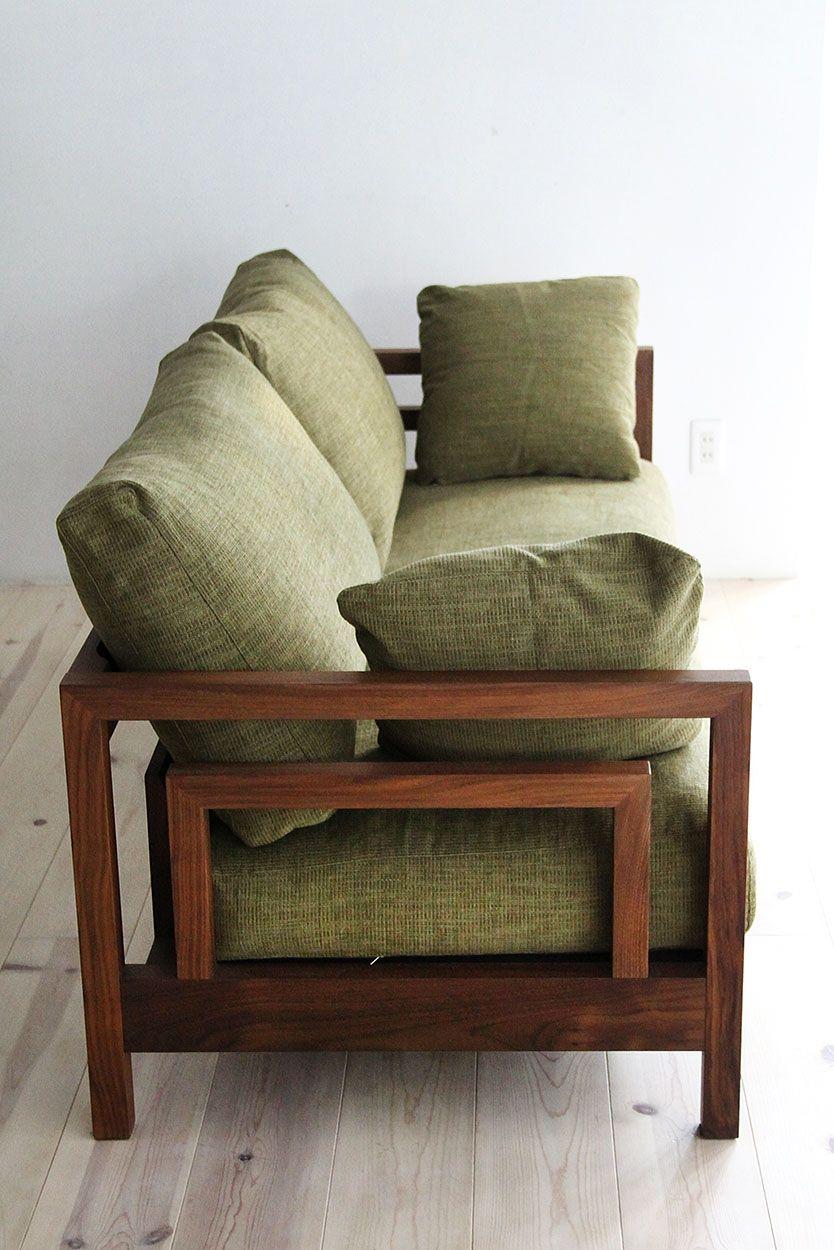 無垢ソファ・カバーリングソファ 取扱い商品   無垢家具…
