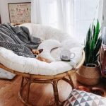 6 Cool Bedroom Chairs Design Ideas #Bedroomchairs  bedroom chair ideas, papasan ...