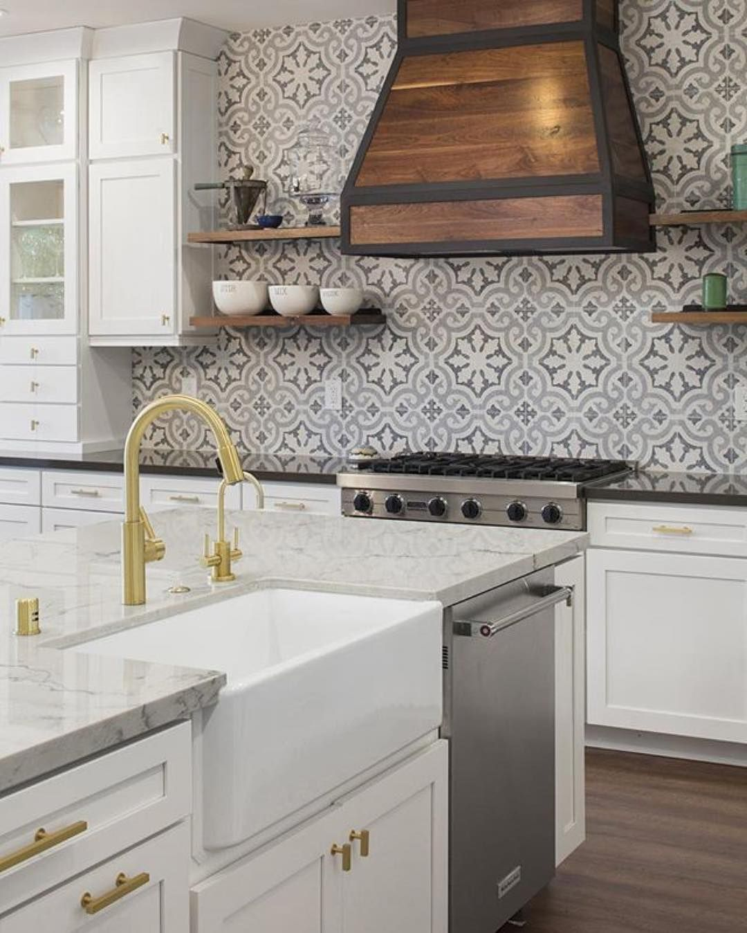 6 Outstanding Kitchen Backsplash Ideas That Make You Feel Like a Professional Chef – Houseminds