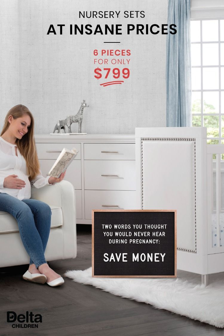 6-Piece Nursery Furniture Set for Only $799. Customize Your Dream Nursery ! All …