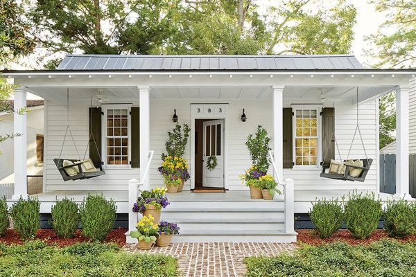 6 Tips for Living in a 660-Square-Foot Cottage- Southernliving. Living in a tiny…