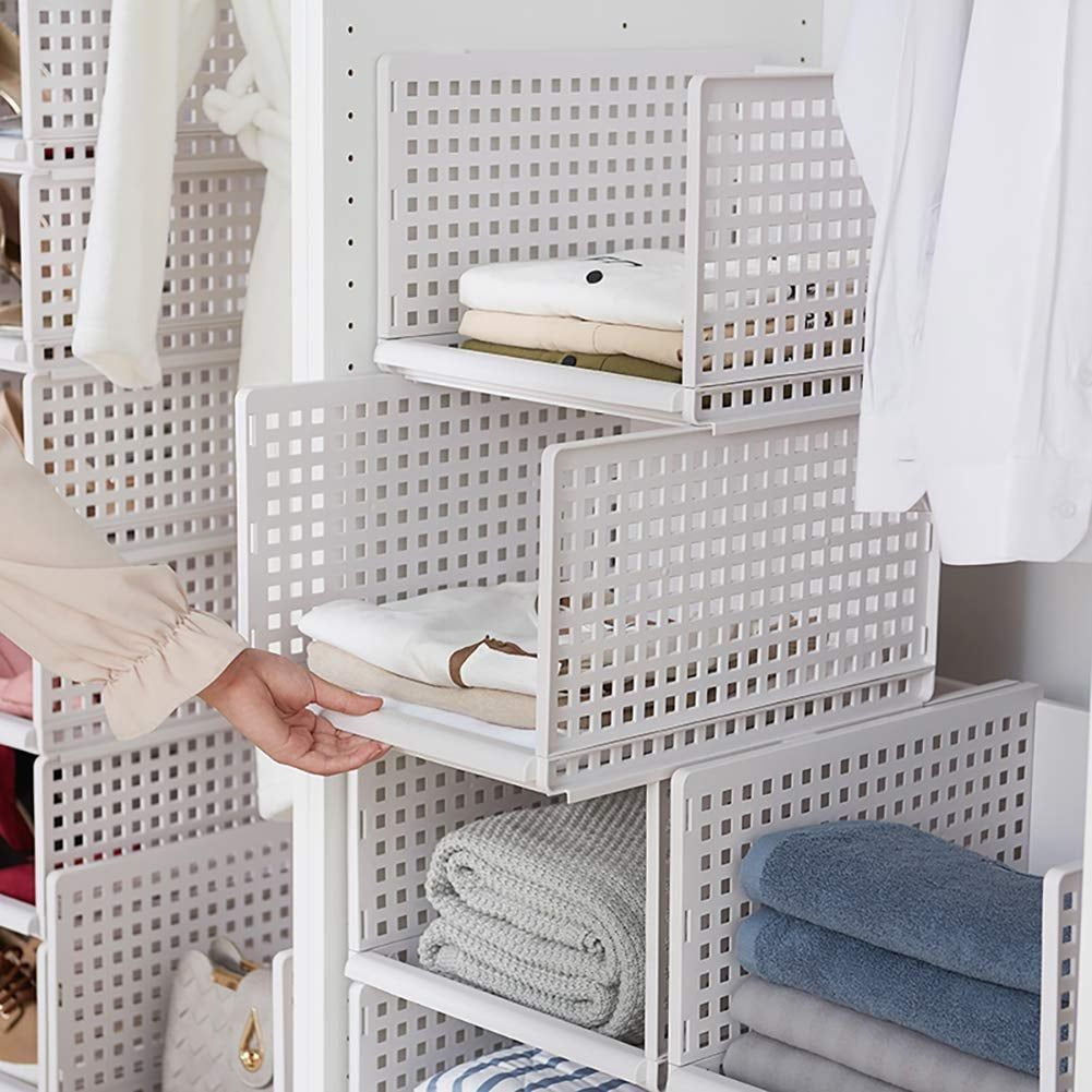 60 Amazon Organizers So Genius, You'll Be Motivated to Overhaul Your Home