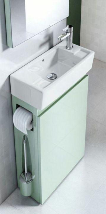 60+ Brilliant & Cute Small Bathroom Remodel Ideas | Inspira Spaces