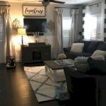 60 Incredible Farmhouse Living Room Makeover Decor Ideas - redecorationroom