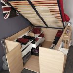60 Lovely Bed Storage Ideas For Small Spaces