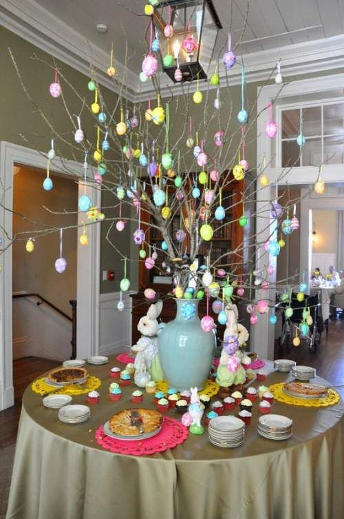 60 Spring & Easter decorating ideas for home coz' spring has sprung & we can't contain the excitement – Hike n Dip