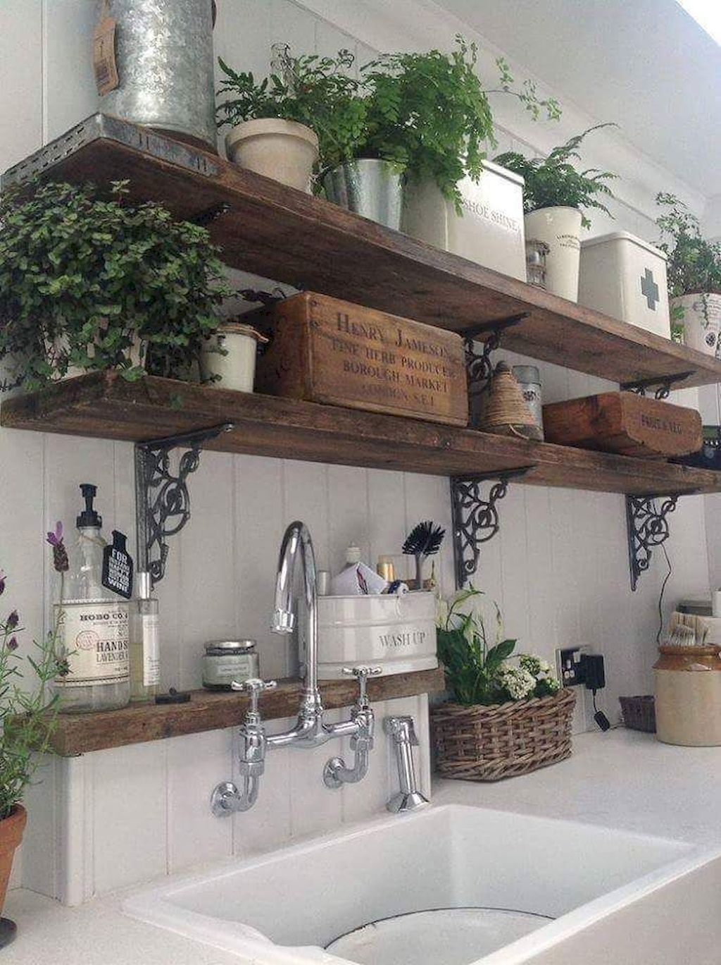 60 Stunning French Country Kitchen Decor Ideas – redecorationroom