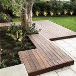 60 superbes idées de patio et de terrasse dans la cour arrière - Wood Design