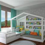 62 Most Stunning Ideas to Decorate Your Kids Room - Baby Wear