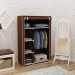 "63"" Portable Closet Storage Organizer"