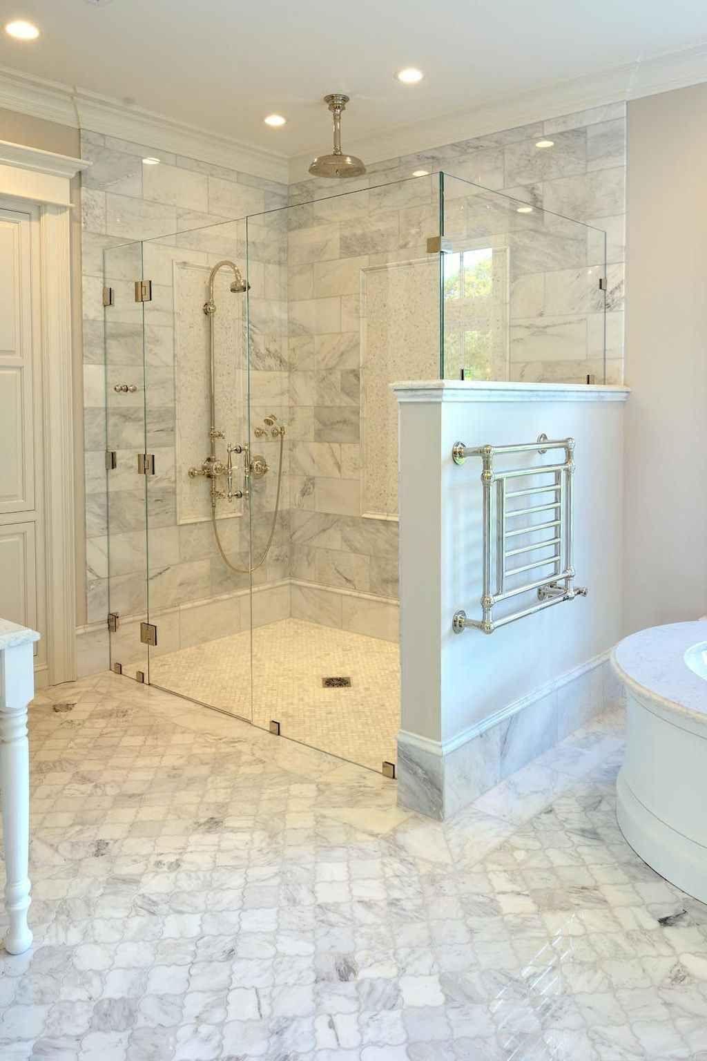 65 Beautiful Bathroom Shower Remodel Ideas – Gladecor.com