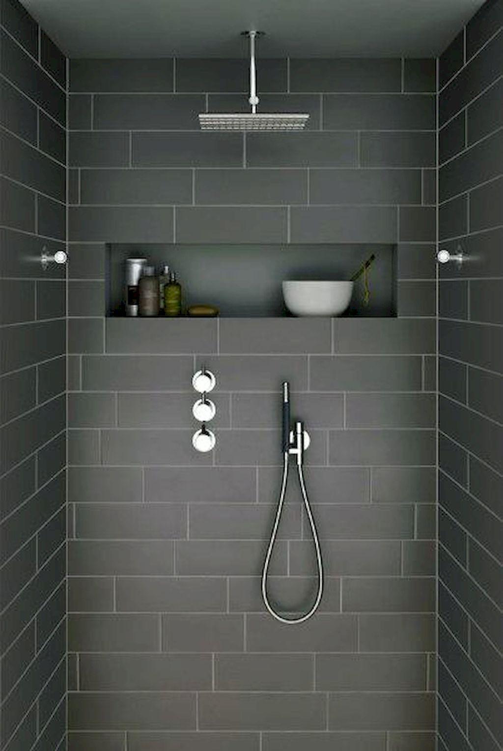 65 Beautiful Modern Bathroom Shower Ideas – pickndecor.com/design