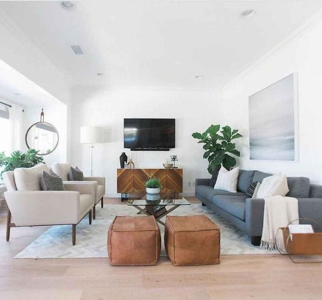 65 Mid Century Modern Living Room Design Ideas – Gladecor.com