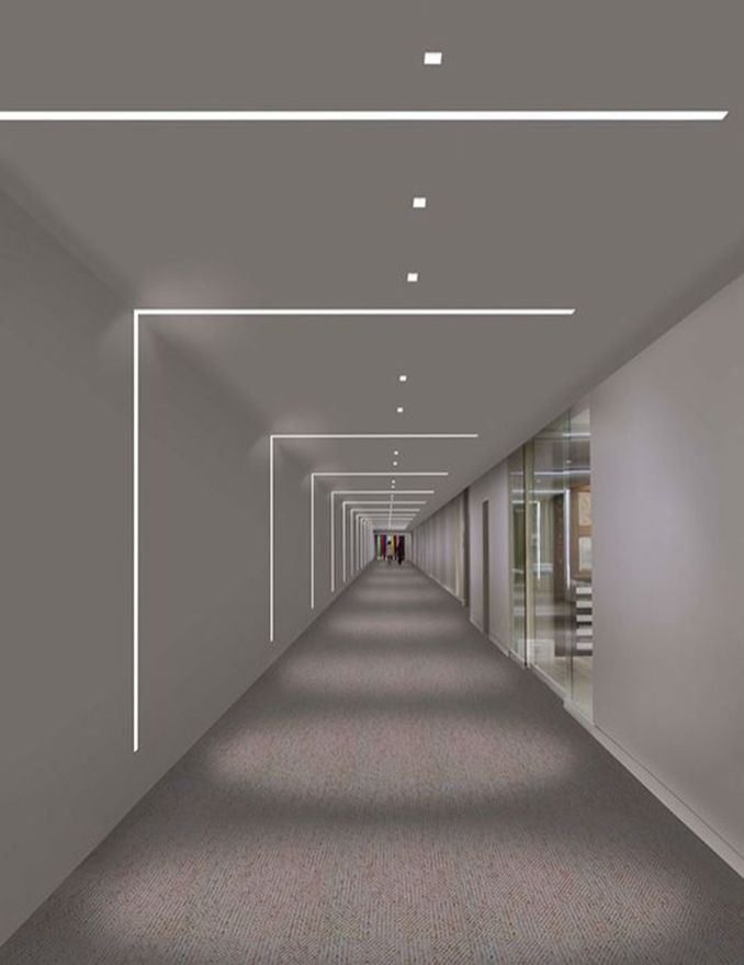 65 Modern & Contemporary Led Strip Ceiling Light Design – Hoommy.com