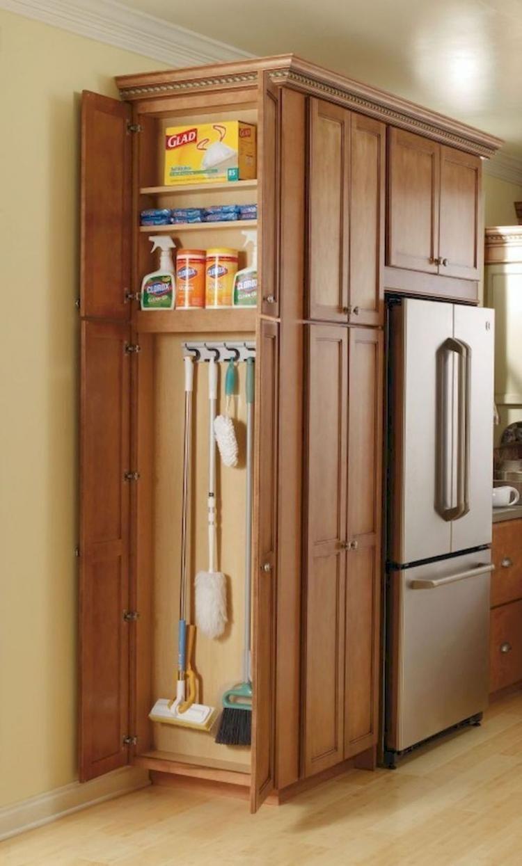 65+ Nice Farmhouse Kitchen Cabinet Design Ideas – Decorating Ideas – Home Decor Ideas and Tips