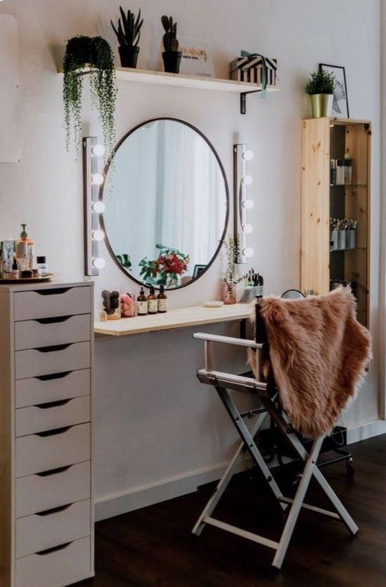 66 EXQUISITE DRESSING TABLE MAKES THE BEDROOM MORE WARM – Page 6 of 66 – Breyi