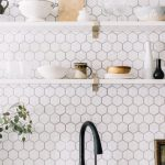 7 Beautiful Backsplash Tile Alternatives to White Subway - allisa jacobs