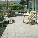 7 Inspiring Stamped Concrete Patio Ideas - https://pickndecor.com/interior