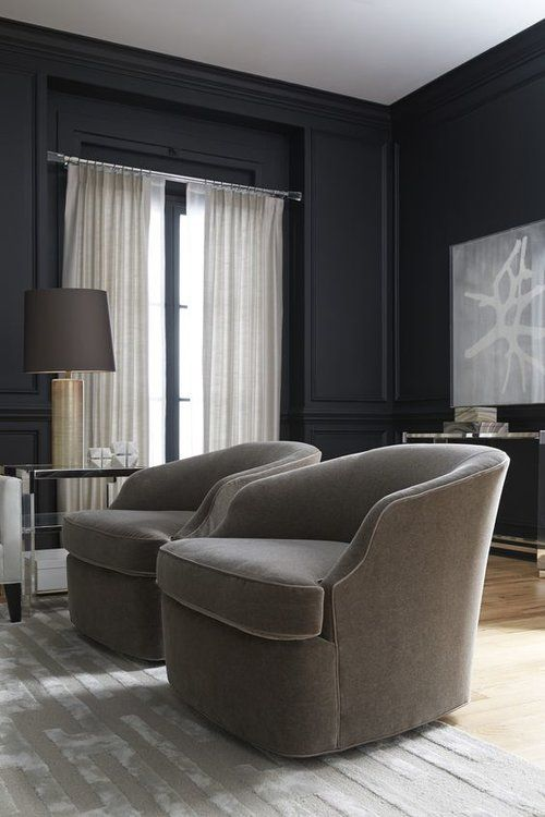 7 Savvy Favorites: Swivel Accent Chairs For A Modern Living Room —  The Savvy Heart