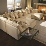 7100 Contemporary U-Shape Sectional Sofa with Chaise by Huntington House at Baer's Furniture