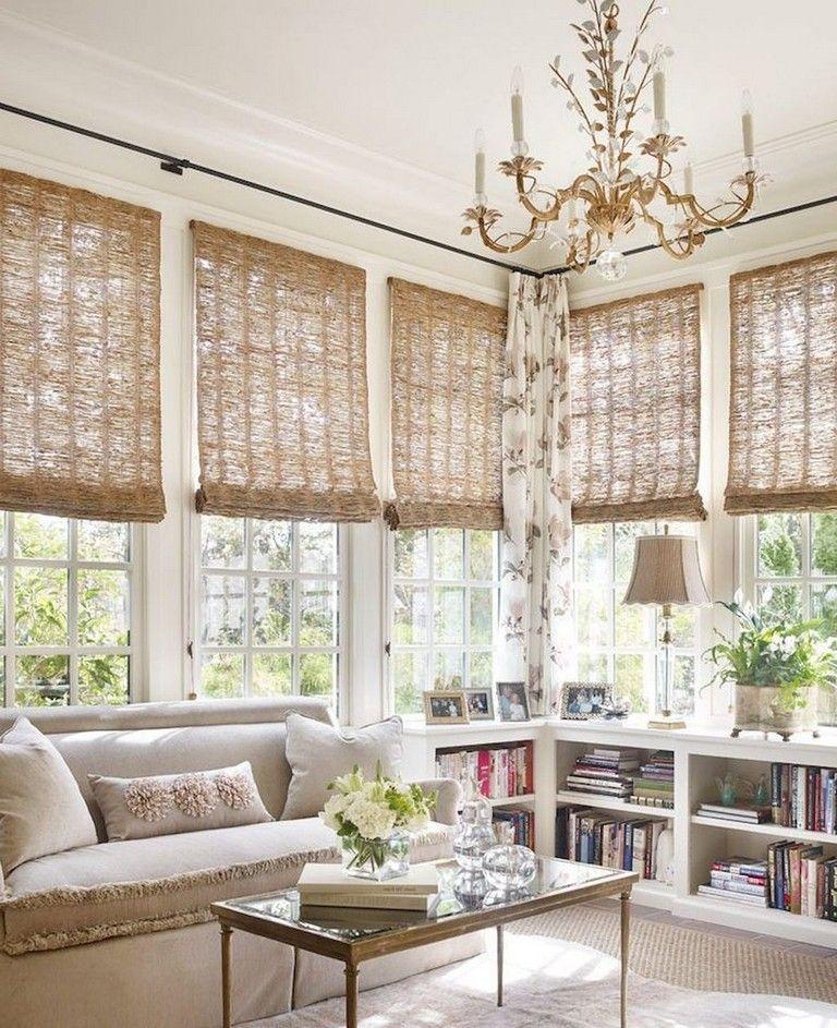 72+ Comfy Modern Farmhouse Sunroom Decor Ideas