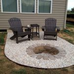 75 Easy and Cheap Fire Pit and Backyard Landscaping Ideas - spaciroom.com