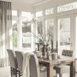 75 Modern Farmhouse Dining Room Decor Ideas - HomeSpecially