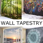 8+ Best Wall Tapestry Ideas For Your Room.Extra 12% off code:DL123 #dresslily #w...