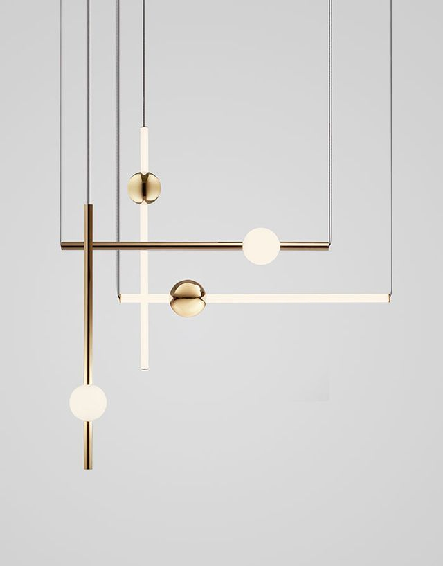 8 Incredible Mid-century Modern Lighting Design Ideas