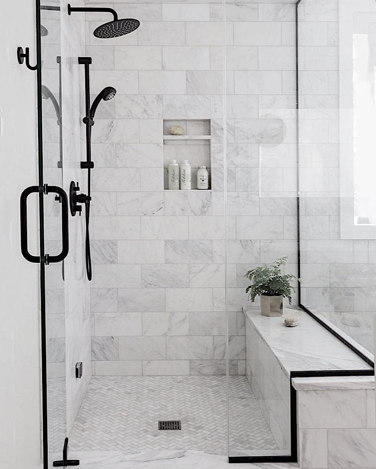 $8.00 a Square Foot Carrara Venato 6×12″ Subway Tile and 1×2″ Herringbone for $1…