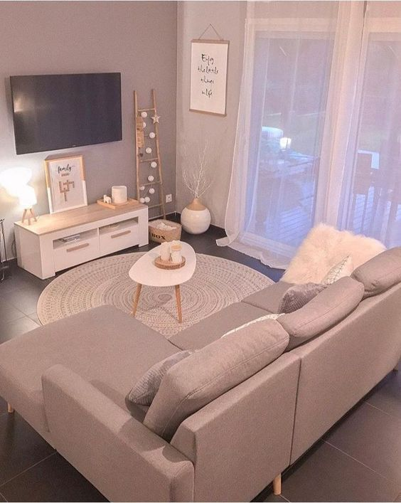 80 Inspiring Awesome & Cool Small Living Room Ideas Don't be disappointed if y…