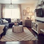 82+ Comfy Small Apartment Living Room Decorating Ideas on A Budget