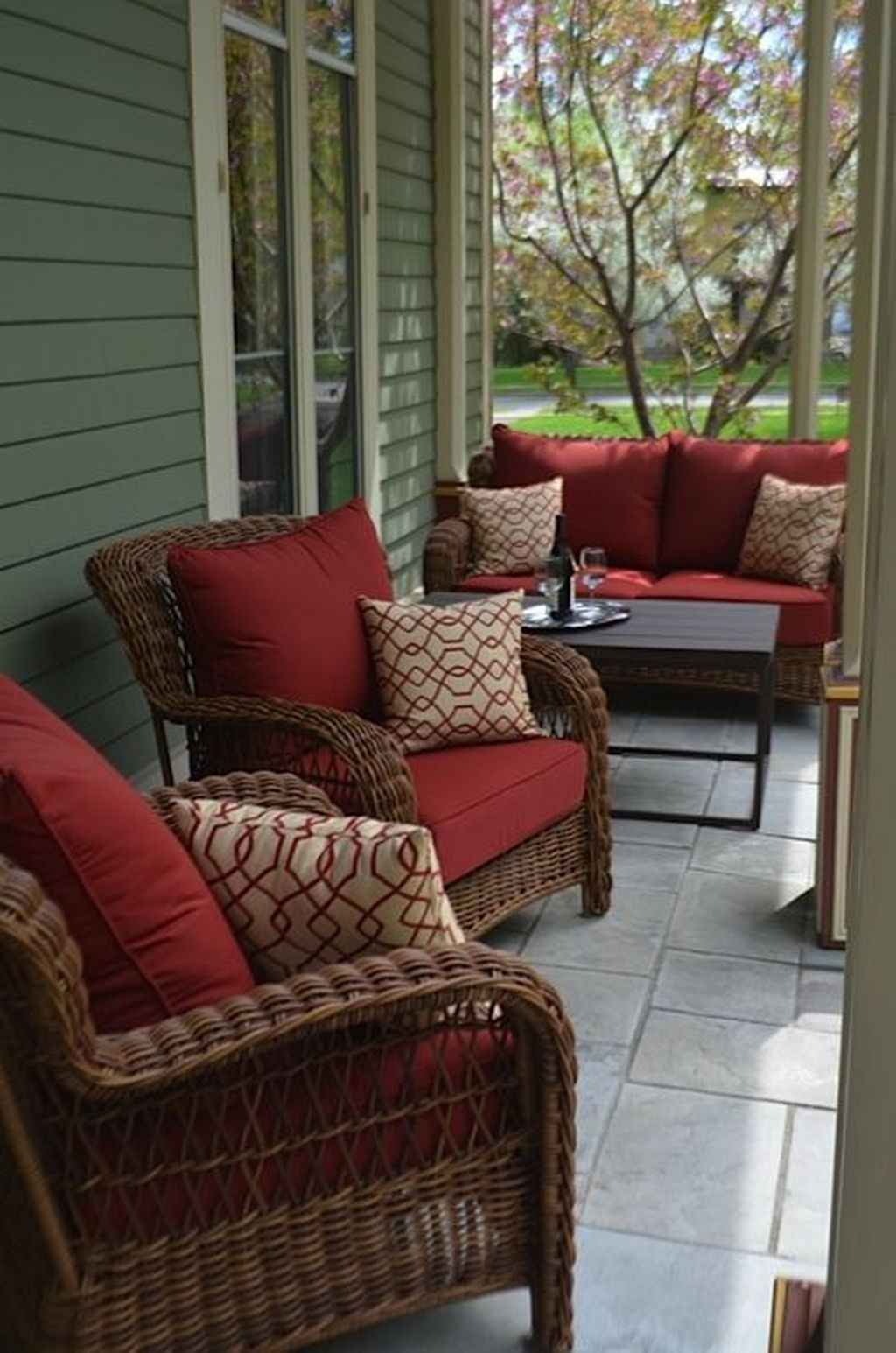 85 Awesome Summer Front Porch Decorating Ideas