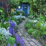 89 beautiful small cottage garden ideas for backyard inspiration - HomeSpecially