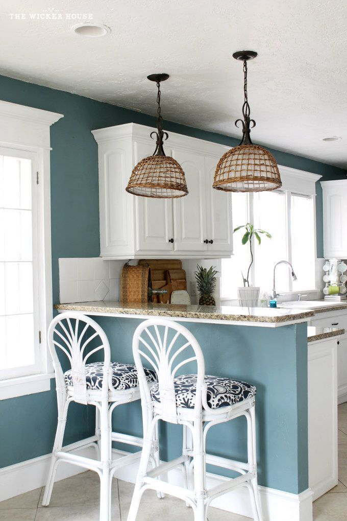 9 Calming Paint Colors