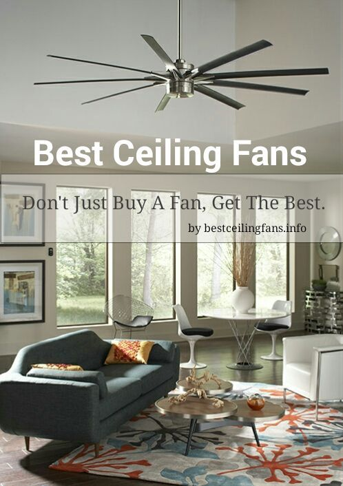 A Look At The Top Rated Ceiling Fans