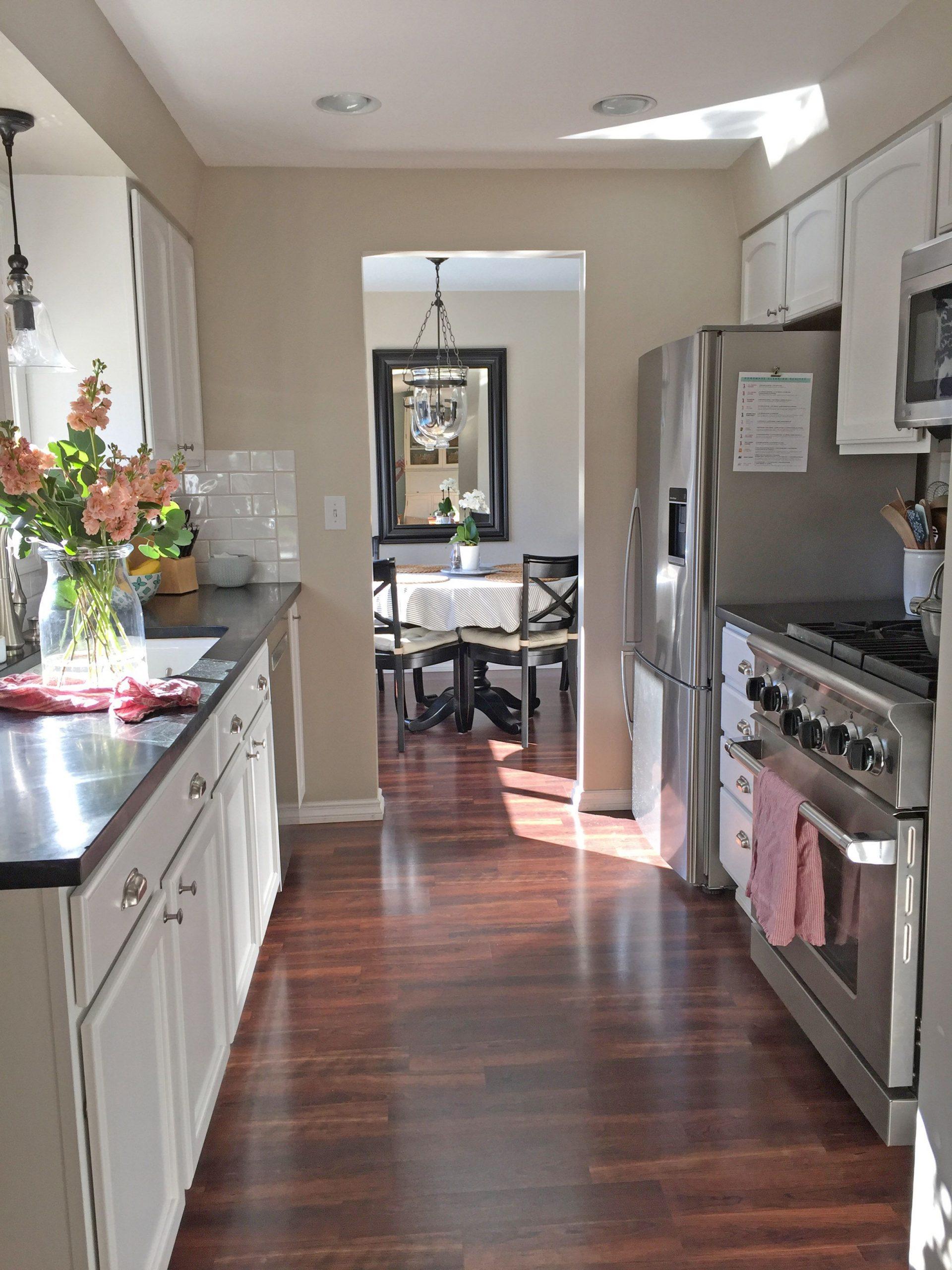A Small Kitchen Tour