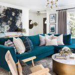 A Stylish & Glam Seattle Home Tour