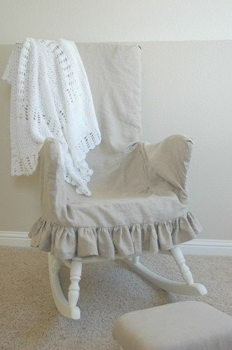 Adding Comfort to a Wooden Rocking Chair – Part Two – Makely