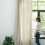 Affordable, custom linen curtains available online - The Interiors Addict