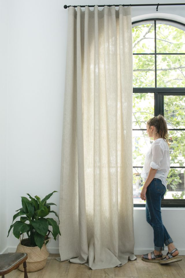 Affordable, custom linen curtains available online – The Interiors Addict