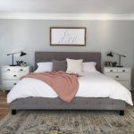 Alrai Upholstered Standard Bed