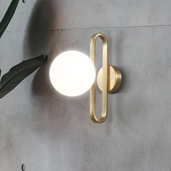Amara – Modern Nordic Wall Lamp