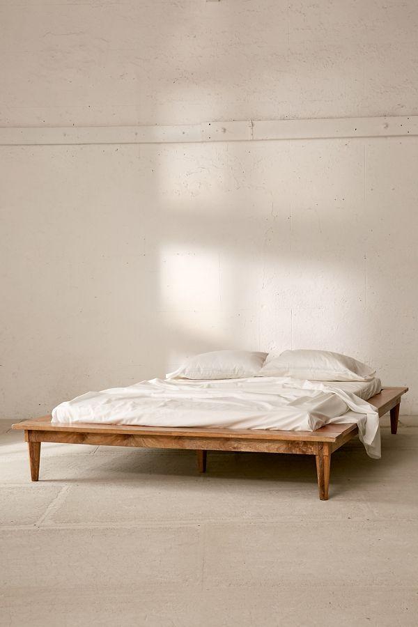 Amelia Platform Bed