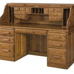 Amish Classic Heritage Rolltop Desk