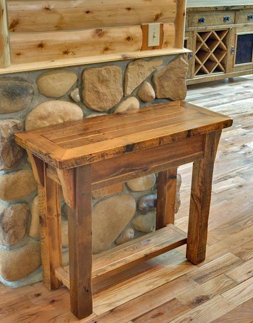 Antique Barn Wood Furniture, Barnwood Furnishings, Reclaimed Timber, Rustic Wood…