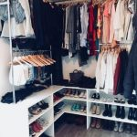 Apartment Closet Organization Clothing Storage 67+  Ideas