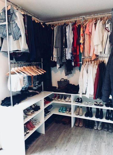 Apartment Closet Organization Clothing Storage 67+  Ideas
