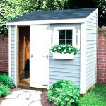 Apex shiplap garden shed with one window